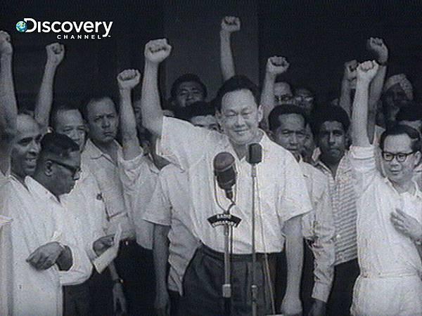 李光耀曾帶領執政黨贏得8次大選