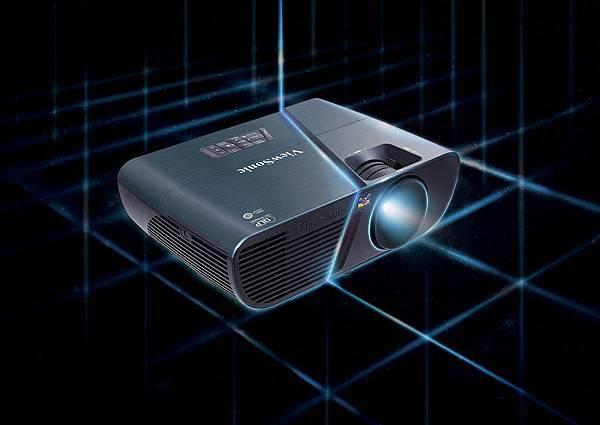 ViewSonic LightStream光艦投影機主視覺