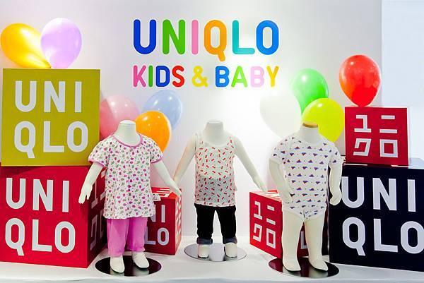 UNIQLO 2015 BABY系列春夏新品,舒適安全,繽紛童趣,寶寶時尚首選。