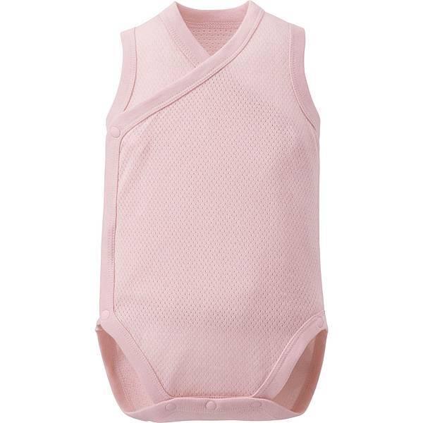 UNIQLO BABY登台兩周年慶,5,000份包臀衣免費體驗,凡於2015年1月1日到3月31日間出生寶寶,都有機會獲得UNIQLO BABY MESH新生兒網眼包臀衣。 (1)