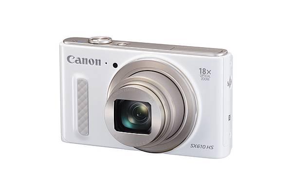Canon PowerShot SX610 HS_White