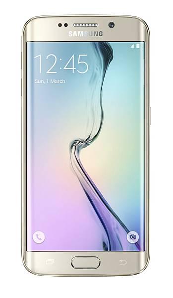 Galaxy S6 edge更搭載全球首創的雙曲面側螢幕