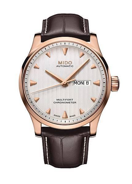 Multifort Caliber 80 Chronometer先鋒系列80小時天文台認證男仕腕錶 M005.431.36.031.00 $37900
