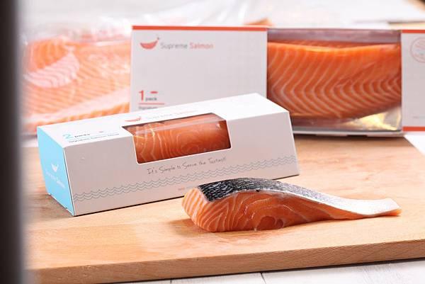 鮭魚輕巧包