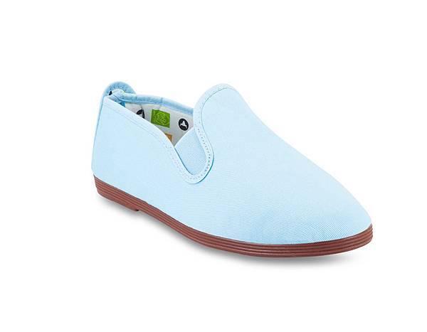 【FLOSSY女款-2015年3月上市】ARNEDO  經典單色休閒鞋 粉藍色  售價$1,650元