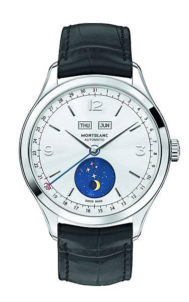 112539 萬寶龍Heritage Chronométrie傳承精密計時系列全曆(Quantième Complet)腕錶Vasco da G...