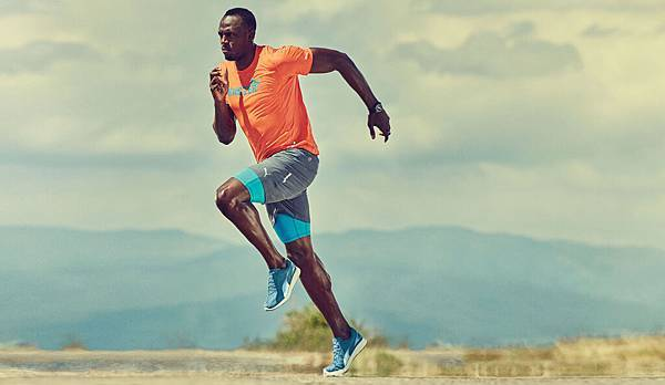 由世界第一飛人博爾特(Usain Bolt)親身推薦PUMA IGNITE PWRCOOL