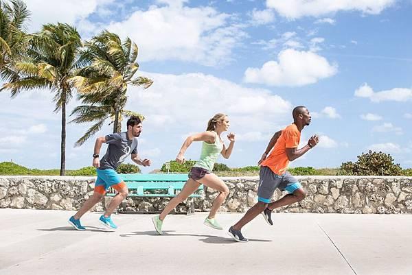 PUMA PWRCOOL 讓跑者維持在人體最舒適的溫度下疾馳前進