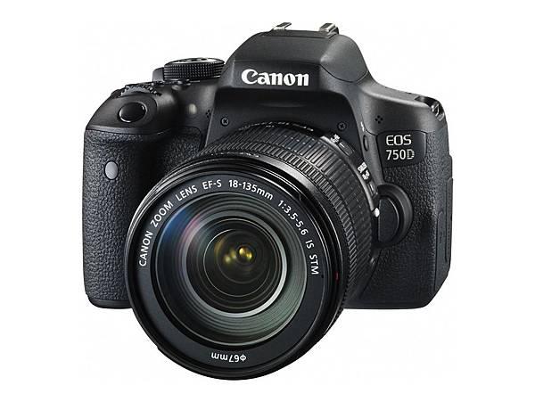 圖說四,主打捕捉樂趣生活的EOS 750D,為攝影初學者、喜愛以單眼紀錄生活的消費者,提供輕巧、簡易上手、高品質等優點