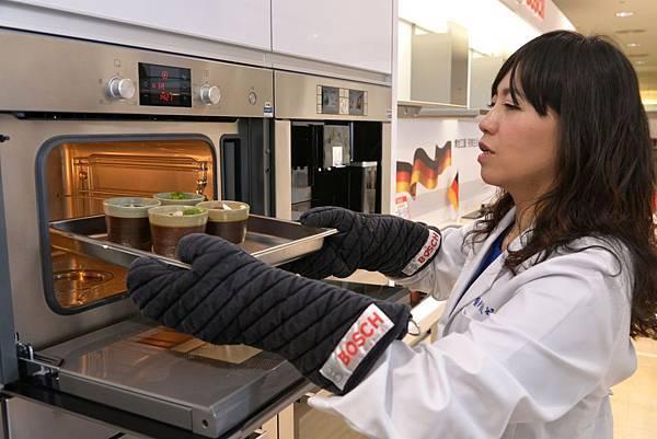 聰明運用Bosch蒸爐,日常10分鐘就能在家調理季節交替的過敏症狀