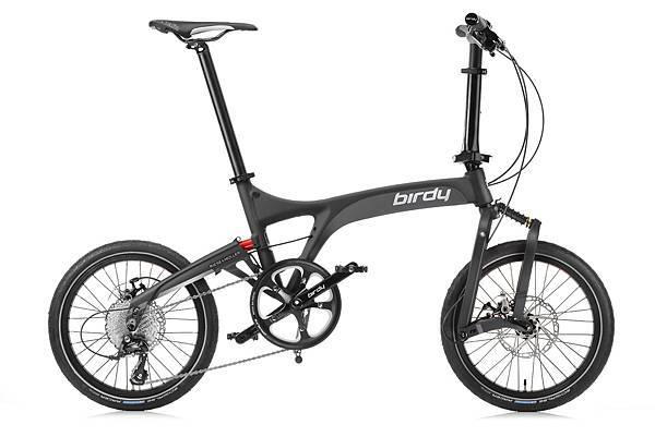 太平洋自行車NEW BIRDY_Sport 10SP 炭晶黑_售價$71,500