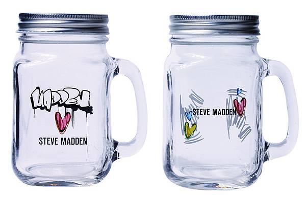 統一阪急台北店_與時尚潮流品牌STEVE MADDEN合作推出涼夏Dream Card卡友禮_風靡紐約客的梅森玻璃杯2