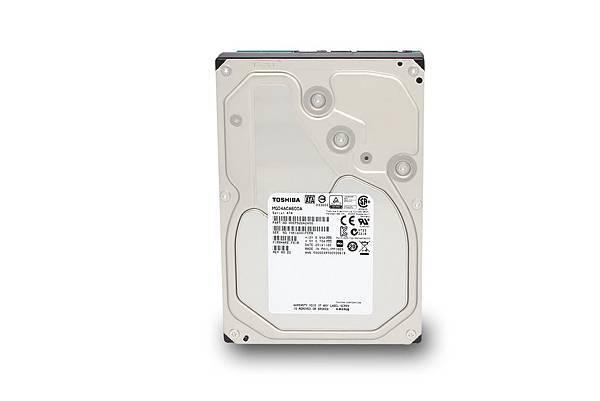 1.Toshiba 推出企業級雲端硬碟MC04系列6TB產品圖 (正)