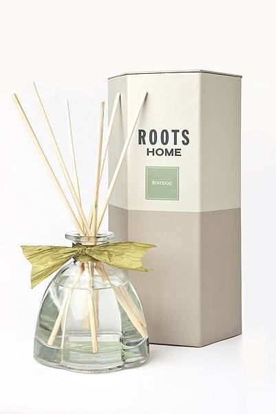 Roots Home藤枝居家擴香組-綠竹-$990