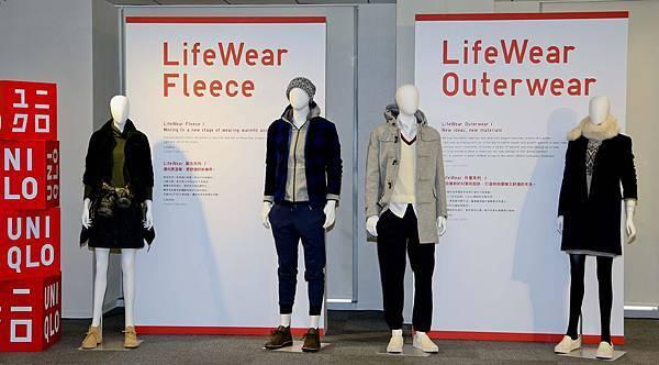 UNIQLO 發表 2015LifeWear秋冬新品_Fleece刷毛系列.Outerwear外套系列