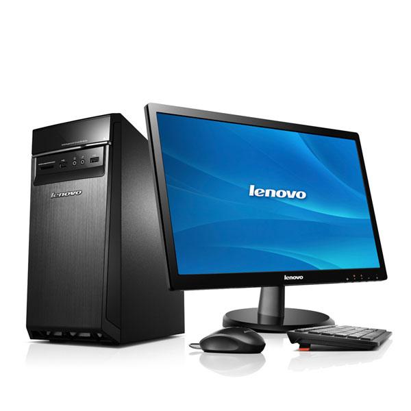 充分發揮3D效果 遊戲性強勁桌機 - Lenovo H5050