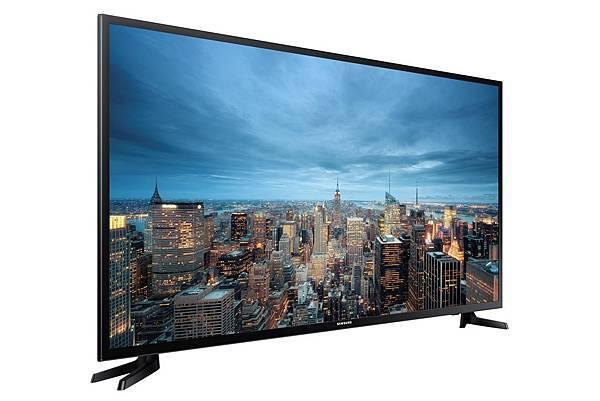 全新機種JU6000搭載4K UHD 高解析度,較一般Full HD電視細膩度高出四倍,能完整地表現出色彩所有細節