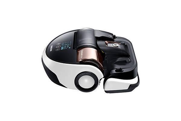 POWERbot極勁氣旋機器人搭載創新數位變頻馬達技術,擁有比傳統吸塵器 60 倍以上的超強吸力,可徹底清除大量灰塵