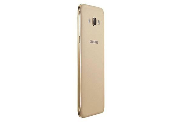 Galaxy A8 產品圖(金色)-3