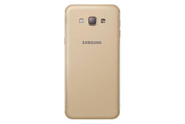 Galaxy A8 產品圖(金色)-2