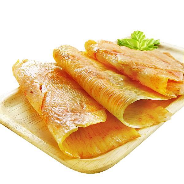 圖說一、樂天店家K-mart手撕韓式辣烤魷魚片,香辣滋甜且滑潤順口,單週熱銷百筆訂單以上