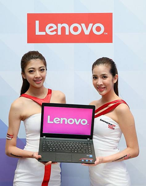 【Lenovo新聞照片一】Lenovo 電腦應用展推出超值新品IdeaPad100,搭載Win10系統最便宜的14吋筆電引爆小資潮!