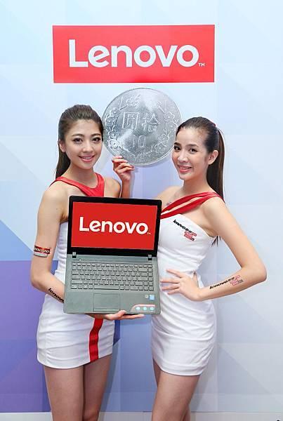 【Lenovo新聞照片三】Lenovo 應用展全館最殺,電競機王Y50-70全台限量5台四折大優惠,一口氣省3萬2千元!
