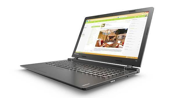 【Lenovo新聞照片二】Lenovo IdeaPad 100產品照