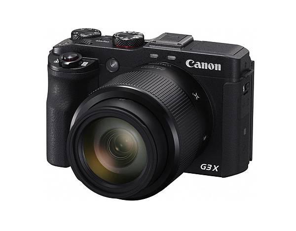 產品圖Canon旗艦級長焦類單眼相機PowerShot G3 X