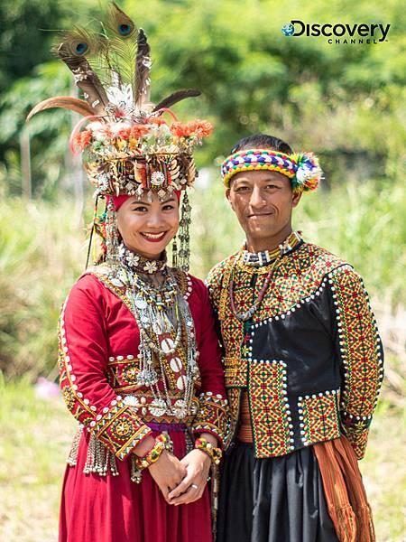 拉法鄔索lavaoso跟小包兩人已相戀4年,參加鞦韆儀式是一個男生對感情負責任的表現。