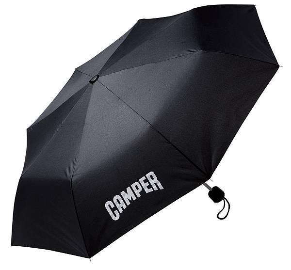統一阪急台北店_卡友禮選定爸爸喜愛的品牌CAMPER聯名,下雨天也能展現帥氣的收納傘