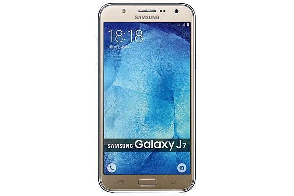Galaxy J7具備3,000 mAh超大容量電池,讓使用者一整天電力滿滿,智慧生活不中斷!