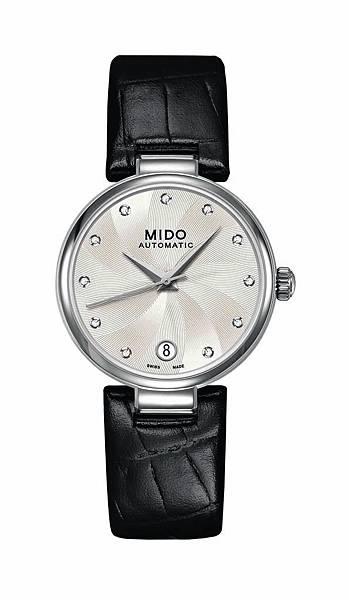Baroncelli Donna永恆系列鑲鑽女仕腕錶M022.207.16.036.00 NT$30,200