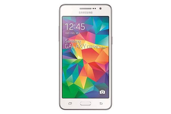 Galaxy GRAND Prime擁有5吋主流大螢幕,兼具輕巧與握感的機身設計,讓人輕鬆一手掌握