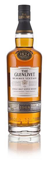 格蘭利威 Reserve Vintage 珍稀精釀1968單一麥芽蘇格蘭威士忌