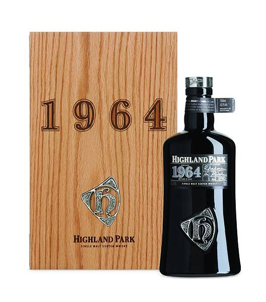 Highland Park Orcadian Vintage 1964