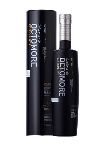 布萊迪奧特摩07.1蘇格蘭大麥單一純麥蘇格蘭威士忌 (Whisky Luxe 搶先獨家)
