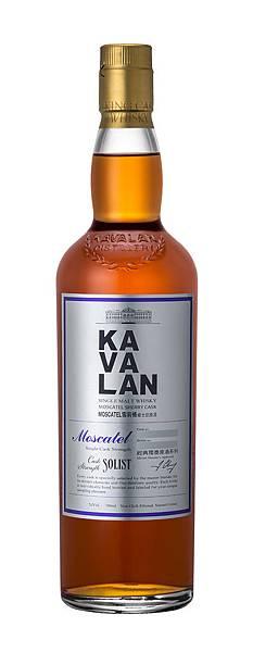 KAVALAN 噶瑪蘭 Moscatel 原酒 (Whisky Luxe 搶先獨家)