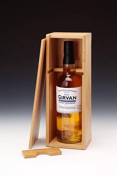格文1964單一穀物威士忌