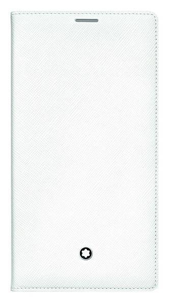 113517 萬寶龍大師傑作系列Samsung Note 4平板電腦皮套,建議售價NT$7,800