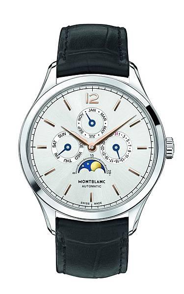 112534 萬寶龍Heritage Chronometrie傳承精密計時系列年曆腕錶,建議售價NT$222,800