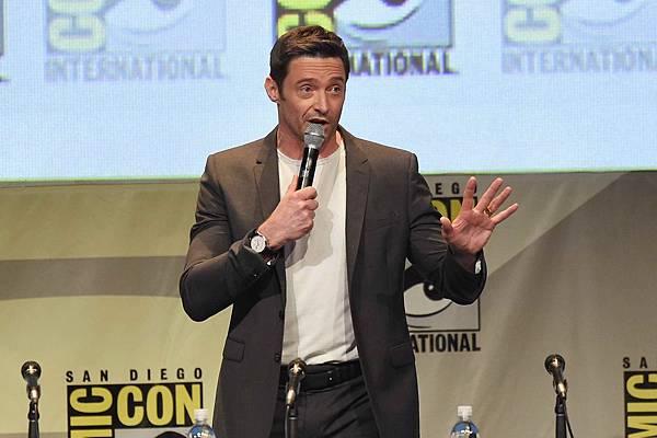 萬寶龍品牌大使休傑克曼在《X戰警》電影系列的金鋼狼角色,深植影迷心中。