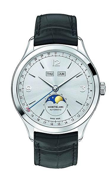 112538 萬寶龍Heritage Chronometrie傳承精密計時系列全曆腕錶,建議售價NT$145,700