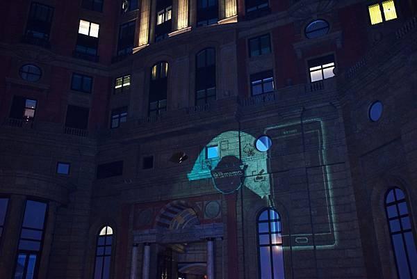 酷炫奪目3D建築光雕投影大秀 揭示Samsung Galaxy超旗艦機皇即將登場
