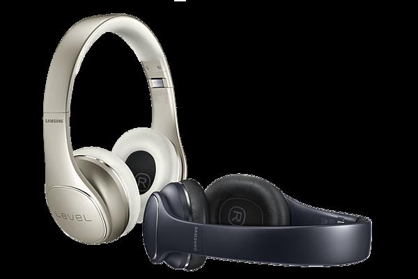 Level On Wireless Pro耳機汲取大自然中靈感,具有舒適的記憶泡棉墊,同時推出尊爵金與酷炭黑兩款顏色