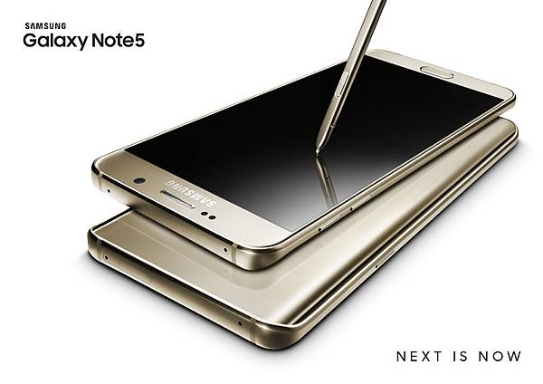 Samsung Galaxy Note 5 Gold_1