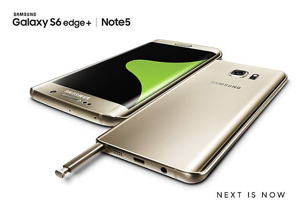 Samsung Galaxy S6 edge+ & Note 5