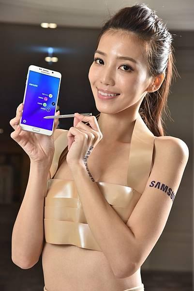 Samsung Galaxy S6 edge+ 與Galaxy Note兩款旗艦新機均配備Ultra High Quality Audio (UHQ),為使用者帶來身歷其境的多媒體享受