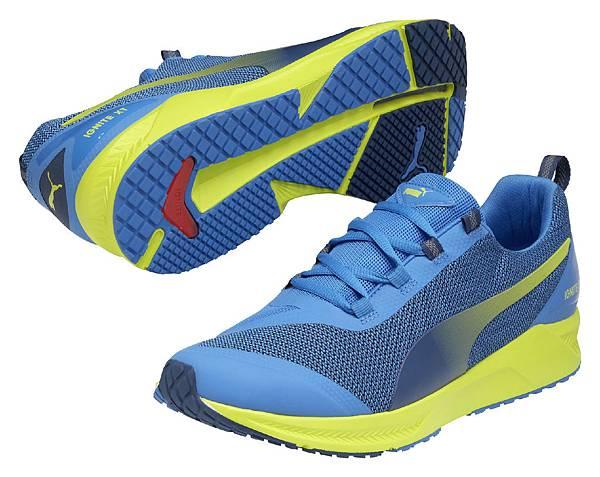 全新PUMA IGNITE XT訓練鞋款建議售價NT$3,280 (男)