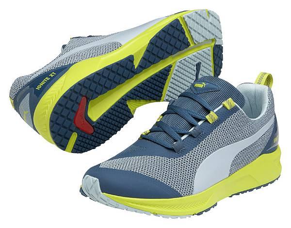 全新PUMA 女款IGNITE XT訓練鞋款建議售價NT$3,280(女)